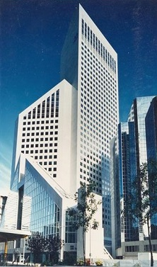 The Ryder Scott Canada office is located in the First Canadian Centre building in Calgary.